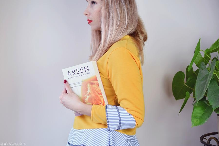 arsen, recenzja, książka, blog