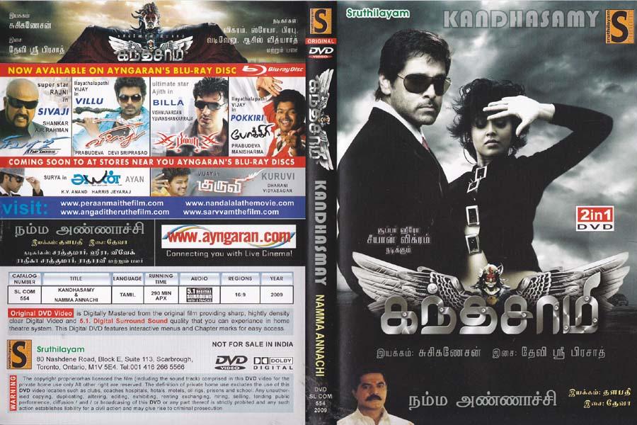 Kanthaswamy (2009) 480p 450MB WEBRip Hindi Dubbed MKV Full Movie Download