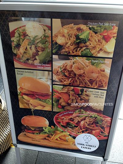 Double Roasters Cafe Marrickville Menu