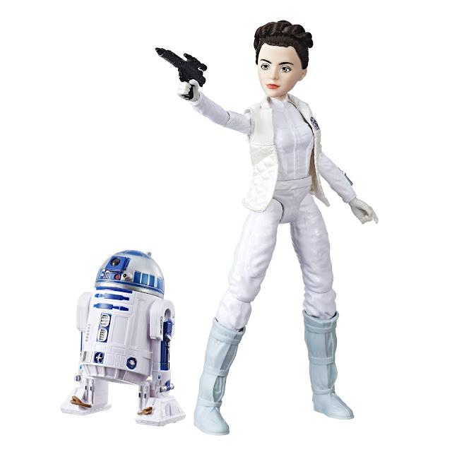 Figura Star Wars Destiny com Robô