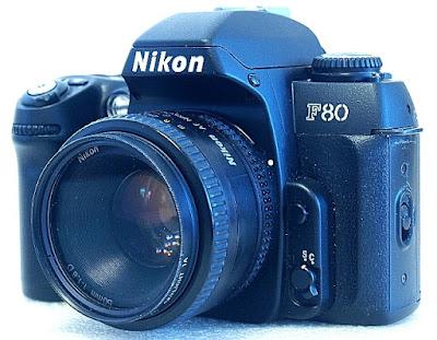 Nikon F80, AF Nikkor 50mm F1.8D