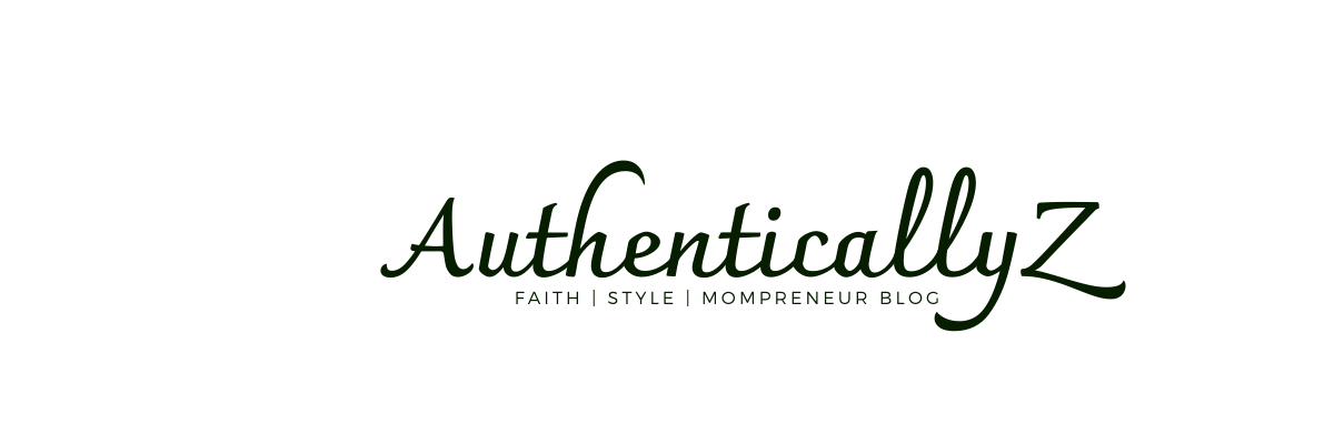 Faith, Style, Mompreneur Blog