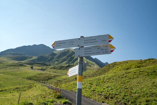 E-Bike Rundtour Hochjoch - Alpe Innerkapell  Silvretta-Montafon 06