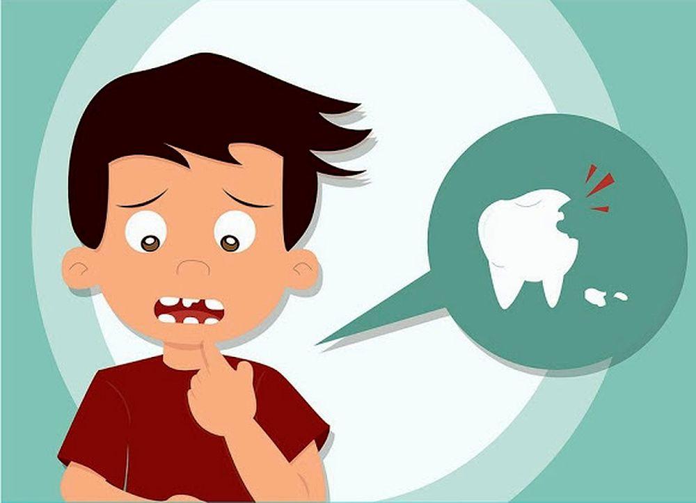 Acidentes Dentários