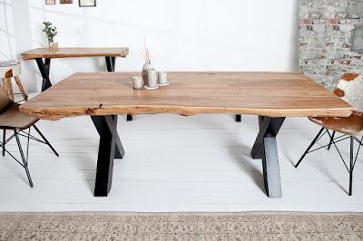 dizajnový nábytok Reaction, nábytok z masívu, nábytok z dreva a kovu