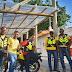 Abrigos para mototaxistas beneficiam categoria