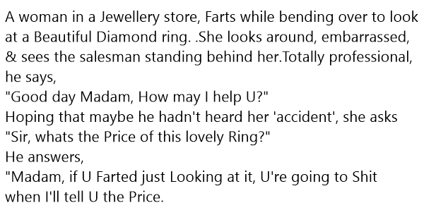 funny shopping stories
