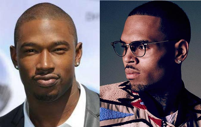 Kevin McCall promises to beat up Chris Brown wherever they meet