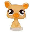 Littlest Pet Shop Teensies Pig (#T209) Pet