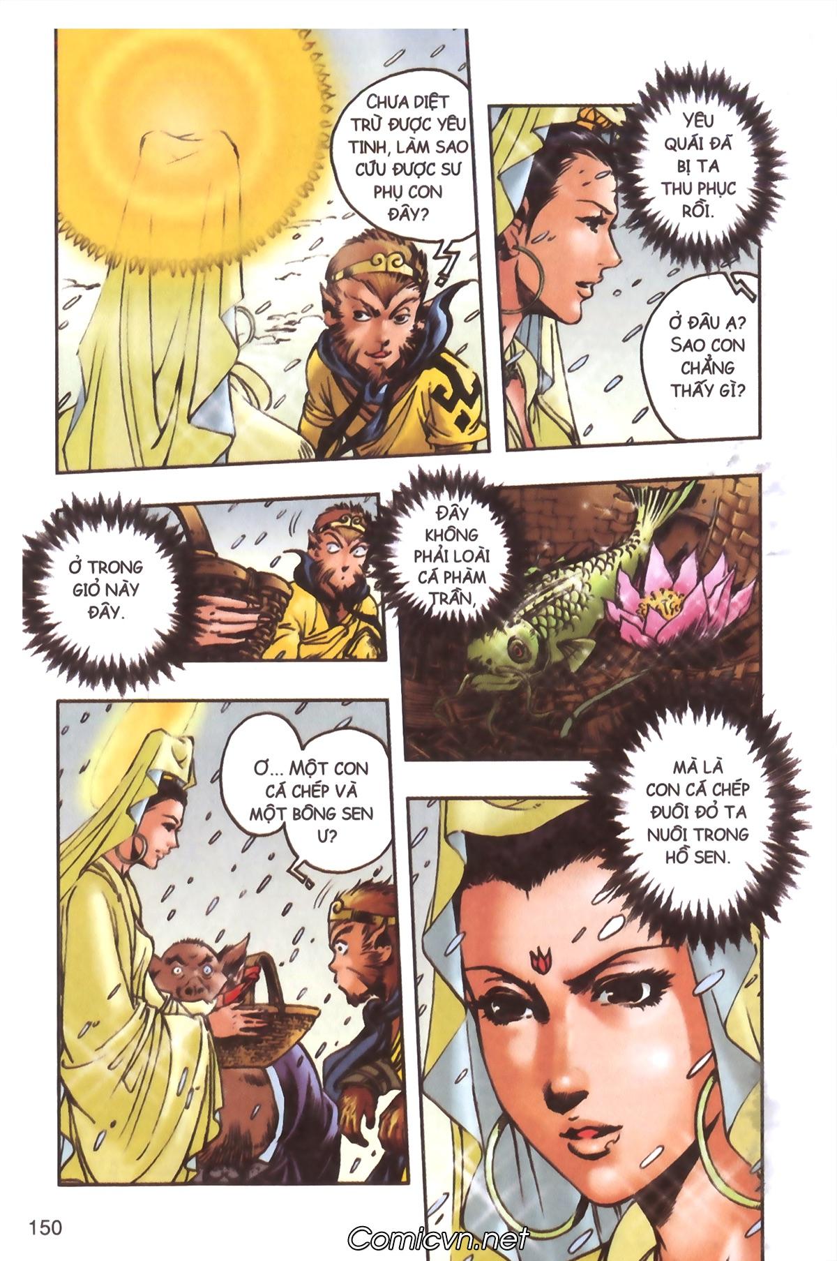 Tây Du Ký màu - Chapter 95 - Pic 23