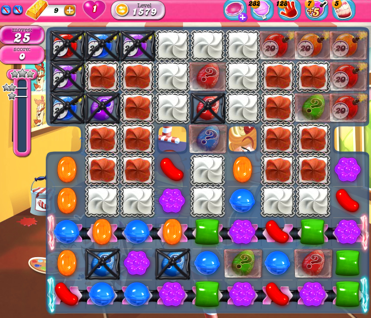 Candy Crush Saga 1579
