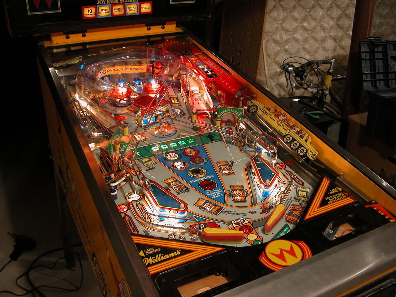 Arcade Throwback Top 10 Pinball Tables