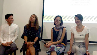 Panel Discussion - Fashion Revolution Singapore 2017