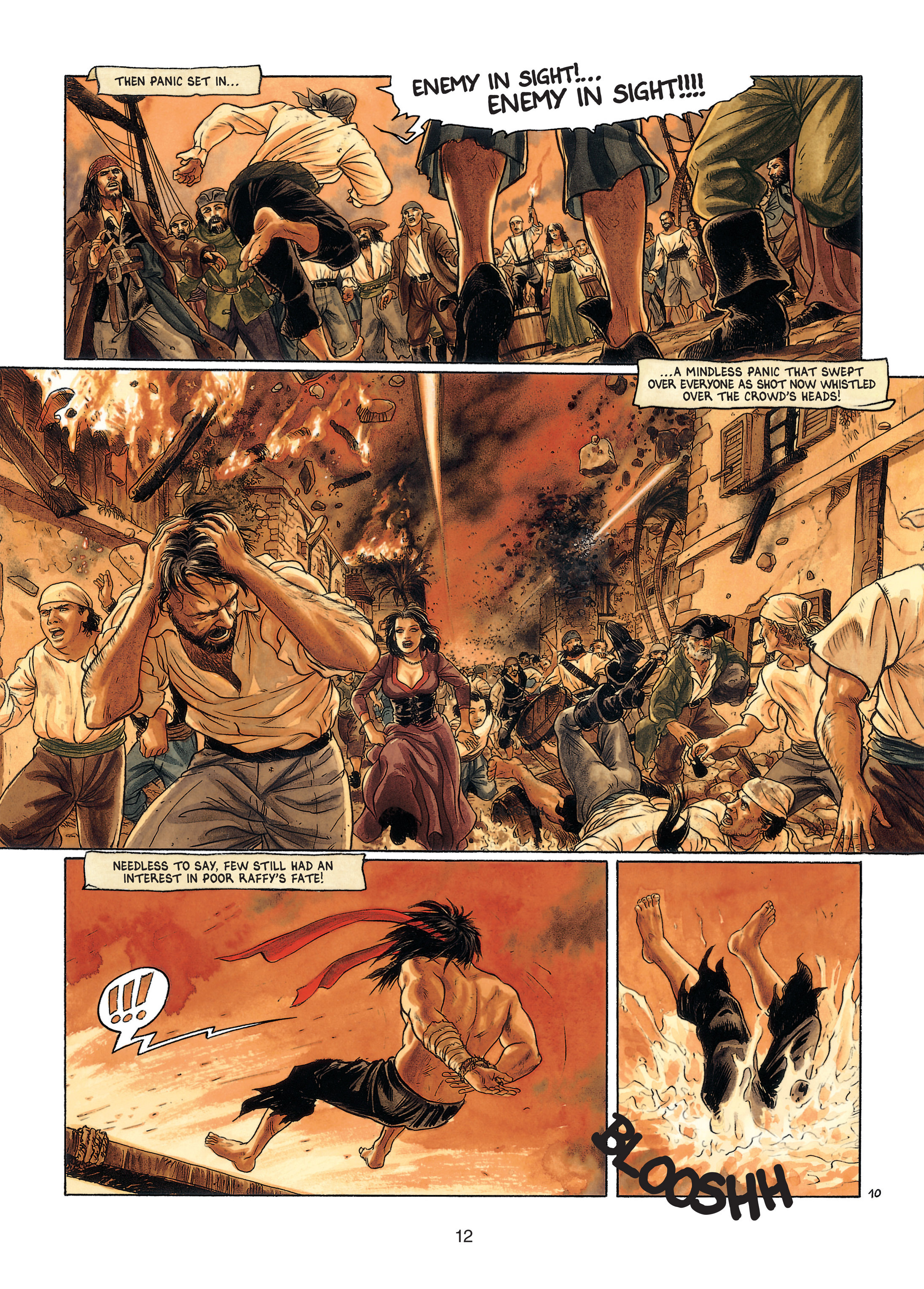 Read online Barracuda comic -  Issue #4 - 13