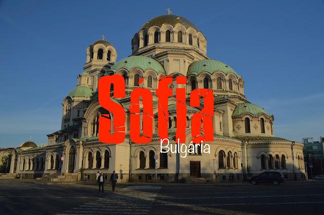O que visitar em Sófia, Bulgária