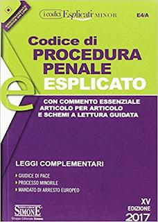 Codice Di Procedura Penale Esplicato PDF