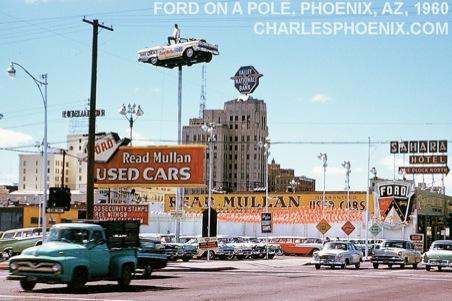 Marshall Shore The Hip Historian 1959 Phoenix Skyline