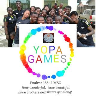 YOPA GAMES 2017
