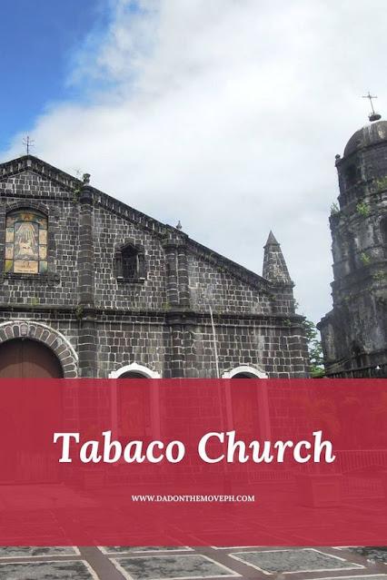 Tabaco Church history