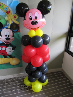 DECORACION MICKEY MOUSE Y RECREACIONISTAS MEDELLIN 2