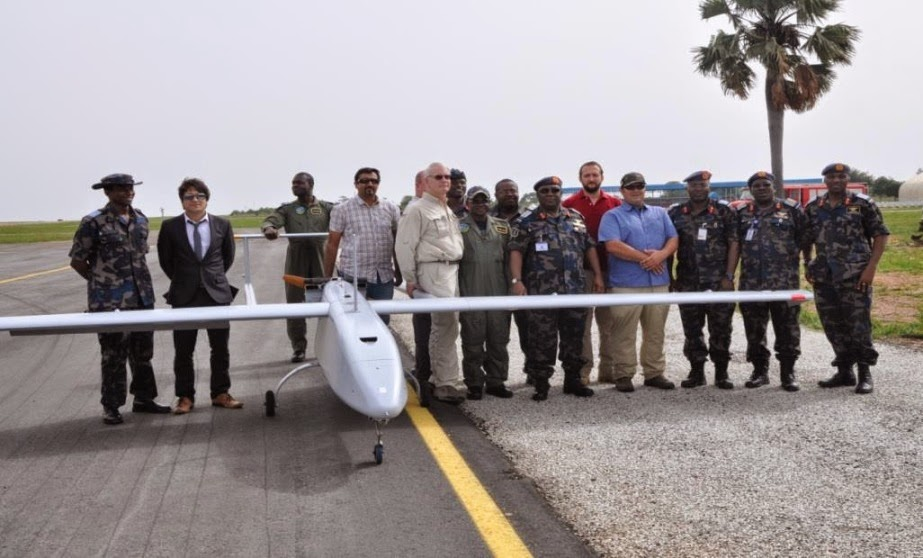 Nigerian Military Acquires Drones and Sophisticated Gear to