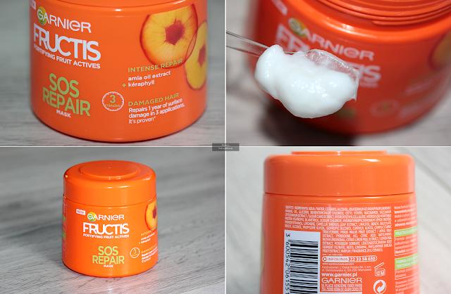 Garnier Fructis Goodbye Damage - Sos Repair Mask
