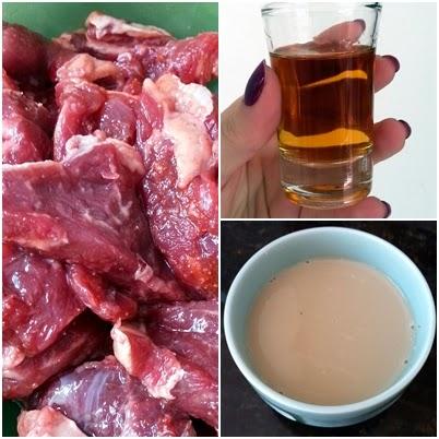 carne e whisky