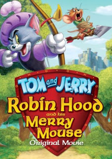 Phim Tom Và Jerry: Robin Hood Và Chú Chuột Vui Vẻ-Tom And Jerry: Robin Hood And His Merry Mouse (2012) [Full HD-VietSub+Thuyết Minh]