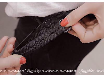 Shop ban quan bau cong so tai Cau Giay