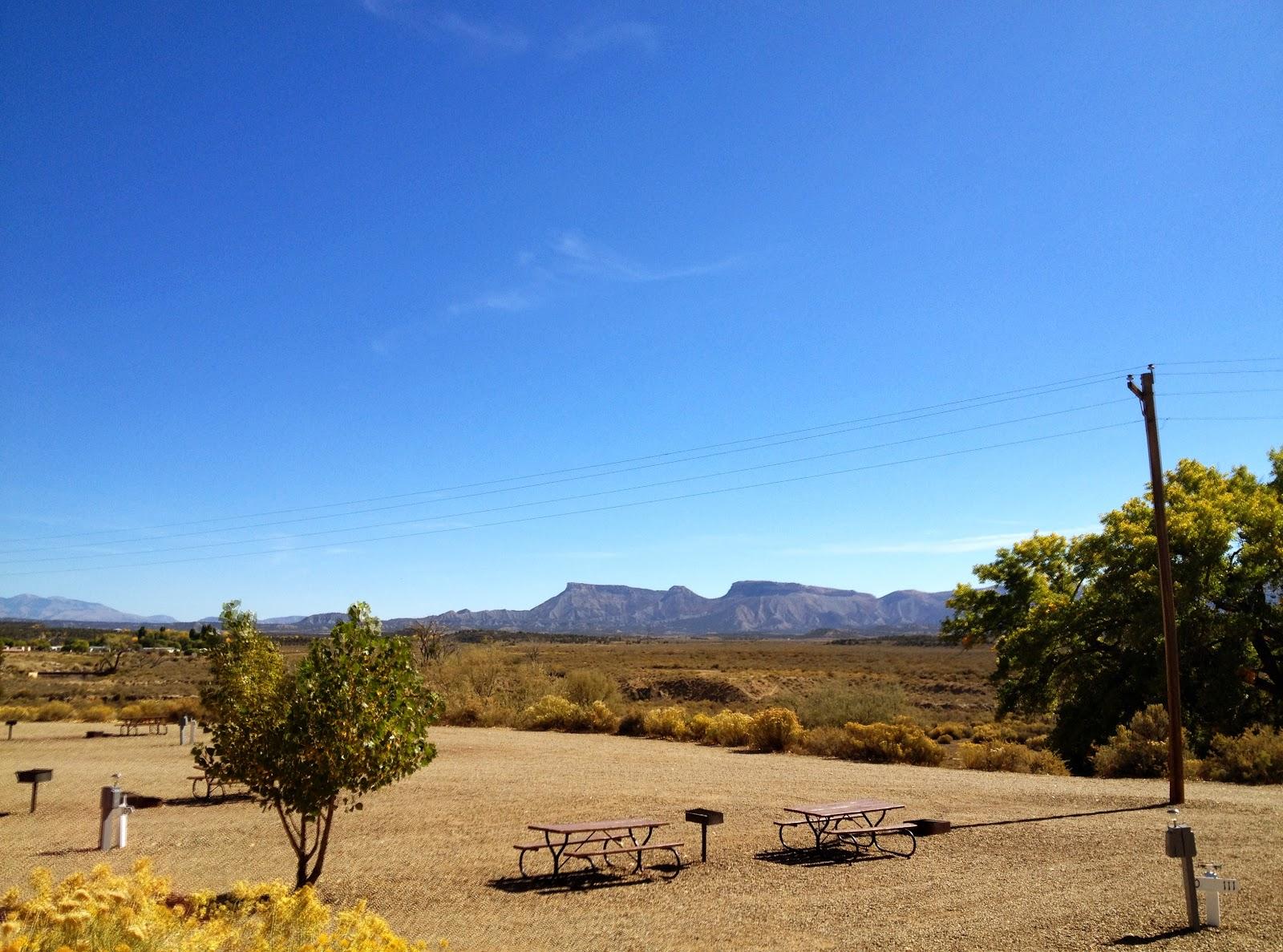 Rv Neophytes Day 13 Moab To Cortez Colorado