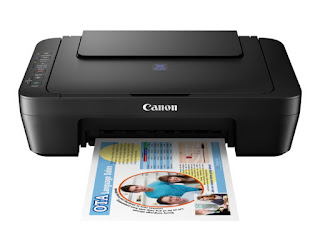 which is alone suitable for users who convey alone pocket-sized impress volumes as well as create non pay much at Canon Pixma E471 Driver Download