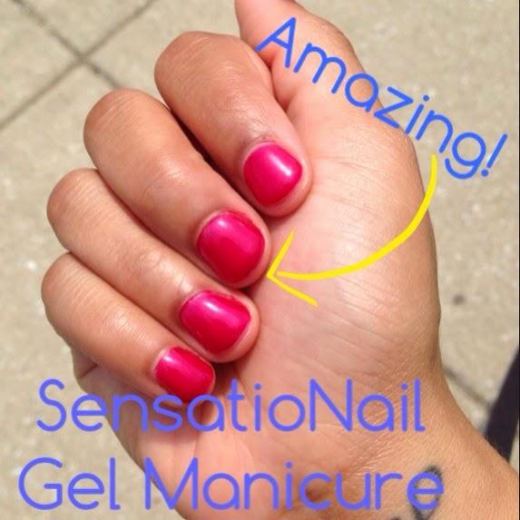 Nailed It Sensationail Gel Nail Review The Pretty Girls Guide