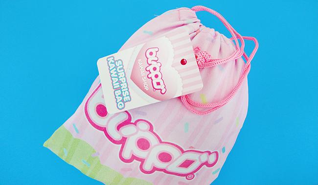 Blippo surprise bag, fukubukuro, giveaway