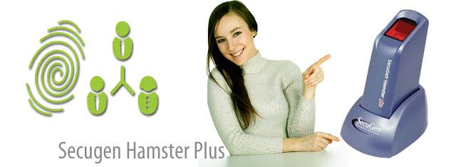 SecuGen Hamster Plus Fingerprint Scanner Review - Total Updates