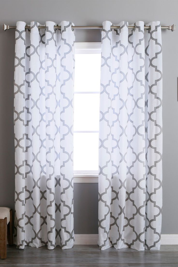 Best Curtain Color For White Wall Design Designs Pictures