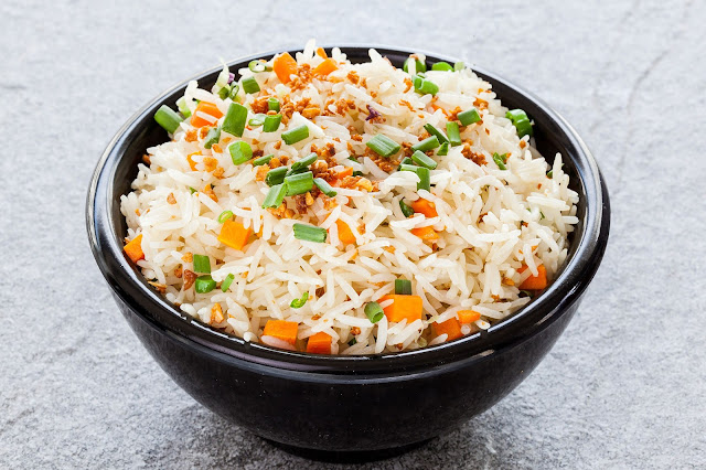 Hoisin Veg Fried Rice
