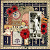 Vintage Layout  with Maggi, Sept guest designer