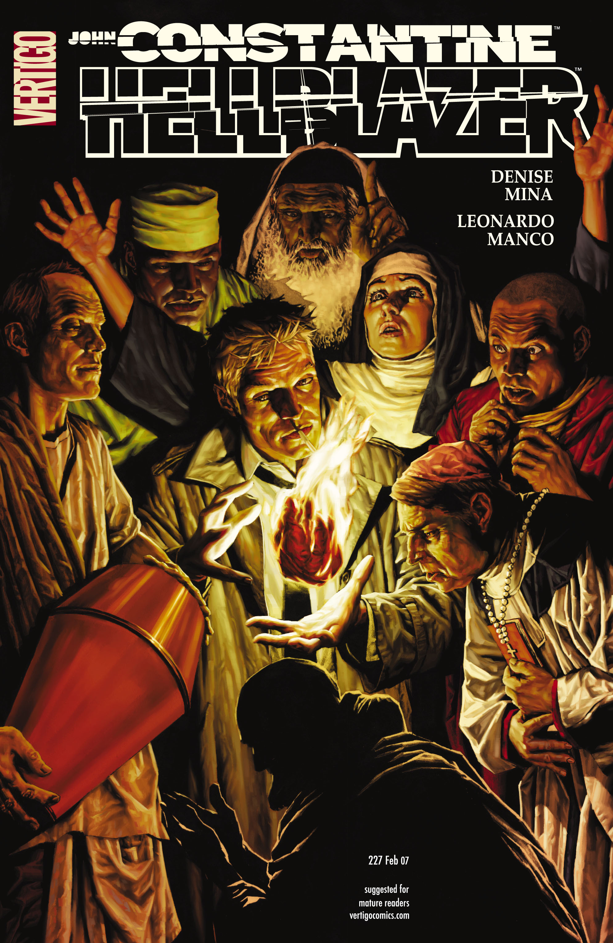 Hellblazer issue 227 - Page 1