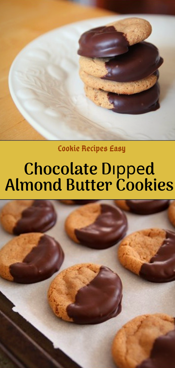 Cookie Recipes Easy | Chocolate Dірреd Almond Butter Cookies  | Cookie Recipes Chocolate Chip, Cookie Recipes Easy, Cookie Recipes Christmas, Cookie Recipes Keto, Cookie Recipes From Scratch, Cookie Recipes Sugar, Cookie Recipes Peanut Butter, Cookie Recipes Best, Cookie Recipes Unique, Cookie Recipes Snickerdoodle, Cookie Recipes Oatmeal, Cookie Recipes Healthy, Cookie Recipes With Cake Mix, Cookie Recipes Lemon, Cookie Recipes M&m, Cookie Recipes Monster, Cookie Recipes Italian, Cookie Recipes Simple, Cookie Recipes Shortbread, Cookie Recipes No Bake, Cookie Recipes Fall, Cookie Recipes Homemade, Cookie Recipes Cream Cheese, Cookie Recipes Cut Out, Cookie Recipes Chewy, Cookie Recipes For Kids, Cookie Recipes Creative, Cookie Recipes Videos, Cookie Recipes Holiday, Cookie Recipes Brownie, Cookie Recipes Vegan, Cookie Recipes Oreo, Cookie Recipes No Eggs, Cookie Recipes Pumpkin, Cookie Recipes Gluten Free, Cookie Recipes Bar, Cookie Recipes Coconut, Cookie Recipes Summer, Cookie Recipes Soft, Cookie Recipes Fun, Cookie Recipes Halloween, Cookie Recipes Cowboy, Cookie Recipes For Decorating, Cookie Recipes Banana, Cookie Recipes Coffee, Cookie Recipes Almond, Cookie Recipes Gooey, Cookie Recipes Sprinkles, Cookie Recipes Apple, Cookie Recipes Cinnamon, Cookie Recipes Butterscotch, Cookie Recipes Smores, Cookie Recipes Mint, Cookie Recipes Strawberry, Cookie Recipes Red Velvet, Cookie Recipes Diabetic, Cookie Recipes Pudding, Cookie Recipes Wedding, Cookie Recipes Nutella, Cookie Recipes Basic, Cookie Recipes Amazing, Cookie Recipes Fancy, Cookie Recipes Gourmet, Cookie Recipes Tasty, Cookie Recipes In A Jar, Cookie Recipes Quick, Cookie Recipes Stuffed, Cookie Recipes Delicious, Cookie Recipes Popular, Cookie Recipes Caramel, Cookie Recipes Drop, Cookie Recipes Yummy, Cookie Recipes Cool, Cookie Recipes Eggless, Cookie Recipes Thanksgiving, Cookie Recipes Classic, Cookie Recipes Thumbprint, Cookie Recipes Gingerbread,  #cookie, #dessert, #cheesecake, #cake, #cookier