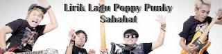 Lirik Lagu Poppy Punky - Sahabat