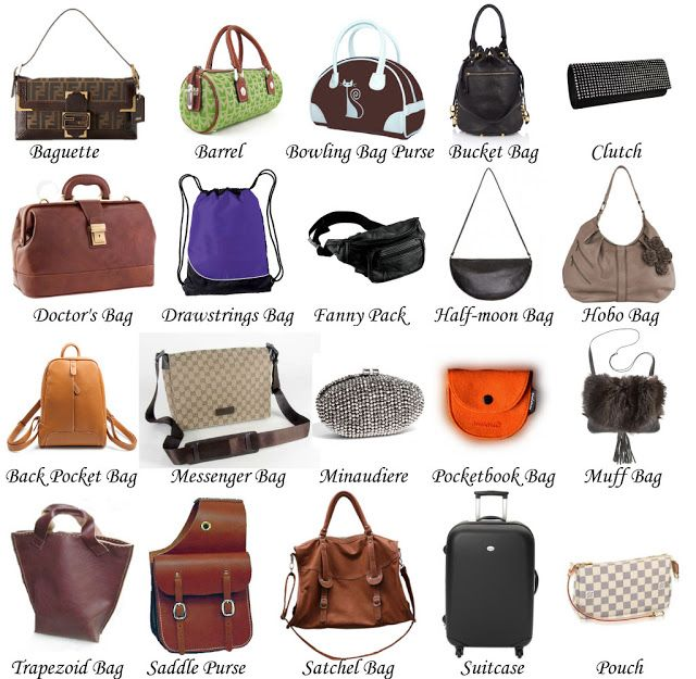 2d41650852 Fashion Bag Image Collection