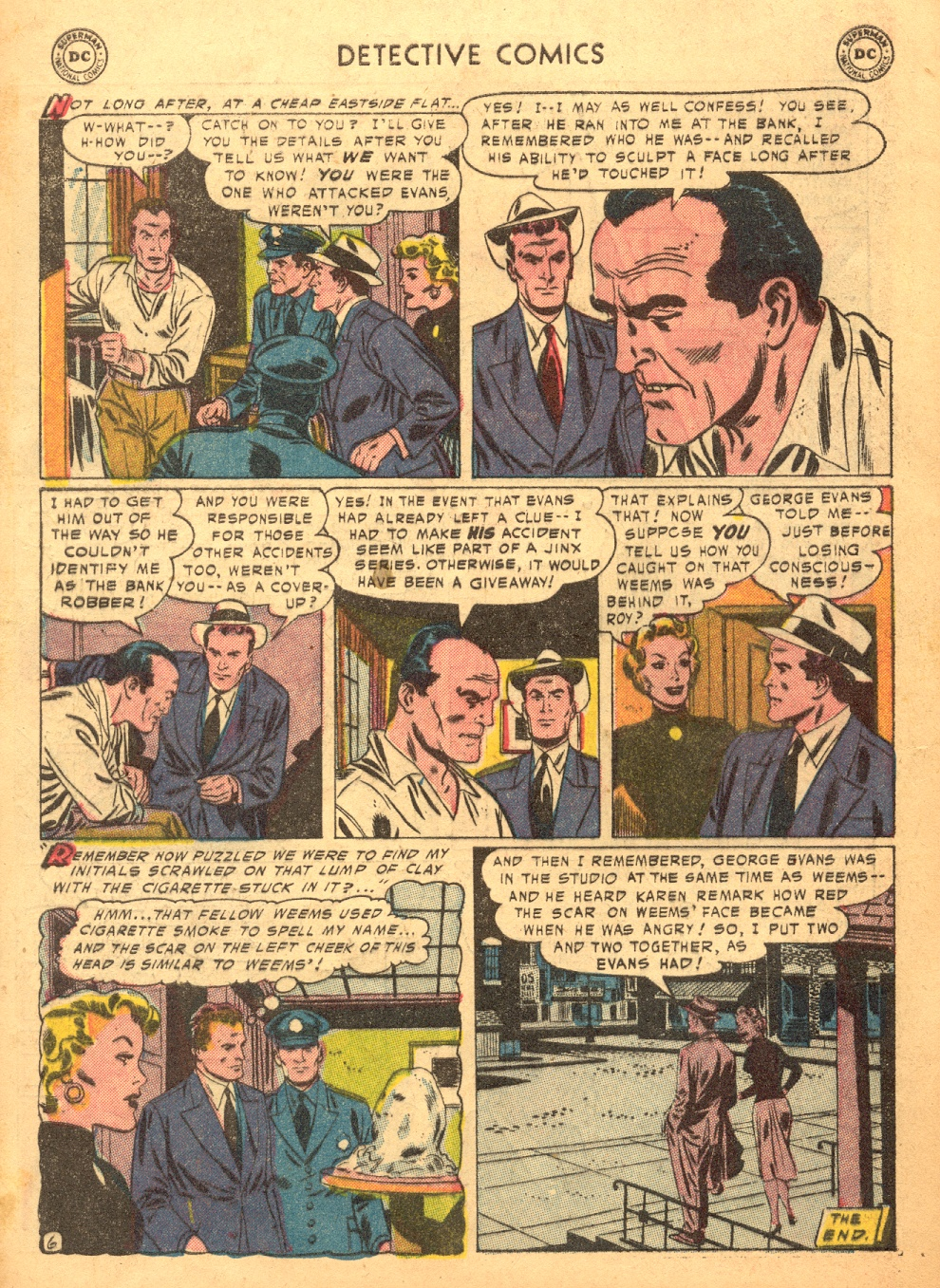 Detective Comics (1937) 217 Page 31