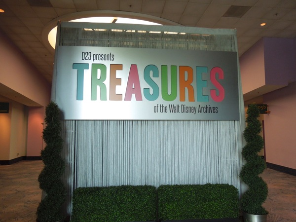 D23 Presents Treasures of the Walt Disney Archives