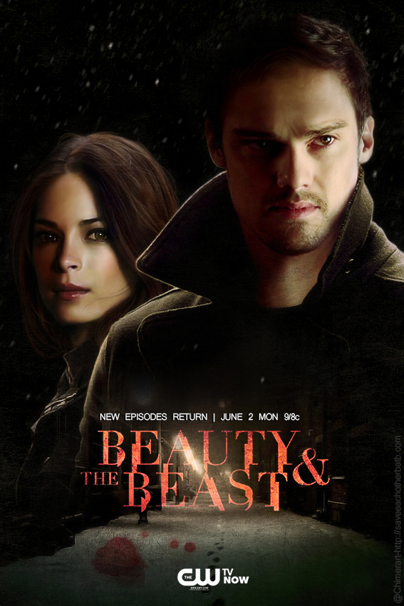 Beauty and the Beast S4 CP