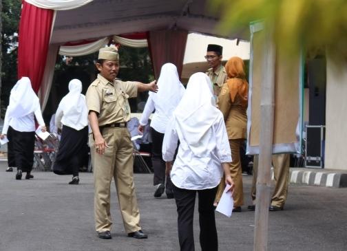 Diikuti 6.236 Pelamar,  SKD CPNS Kebumen Dilaksanakan 5 Hari di Magelang