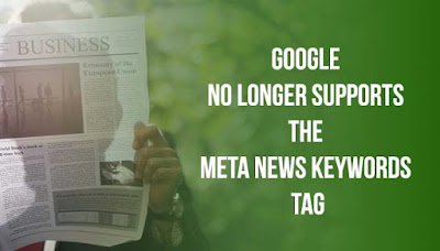 Google No Longer Supports the Meta News Keywords Tag: eAskme