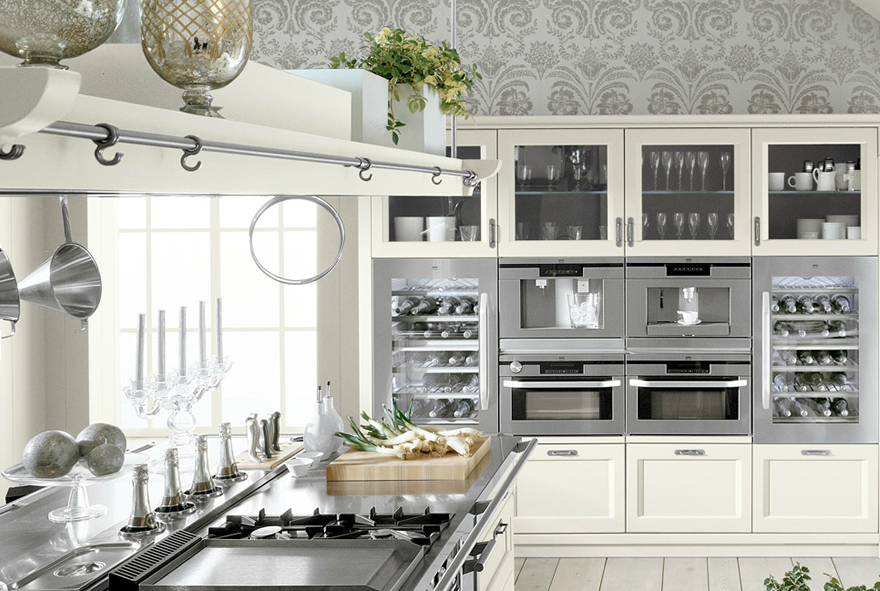 Italian Kitchen Floor Patters With  X  Tiles