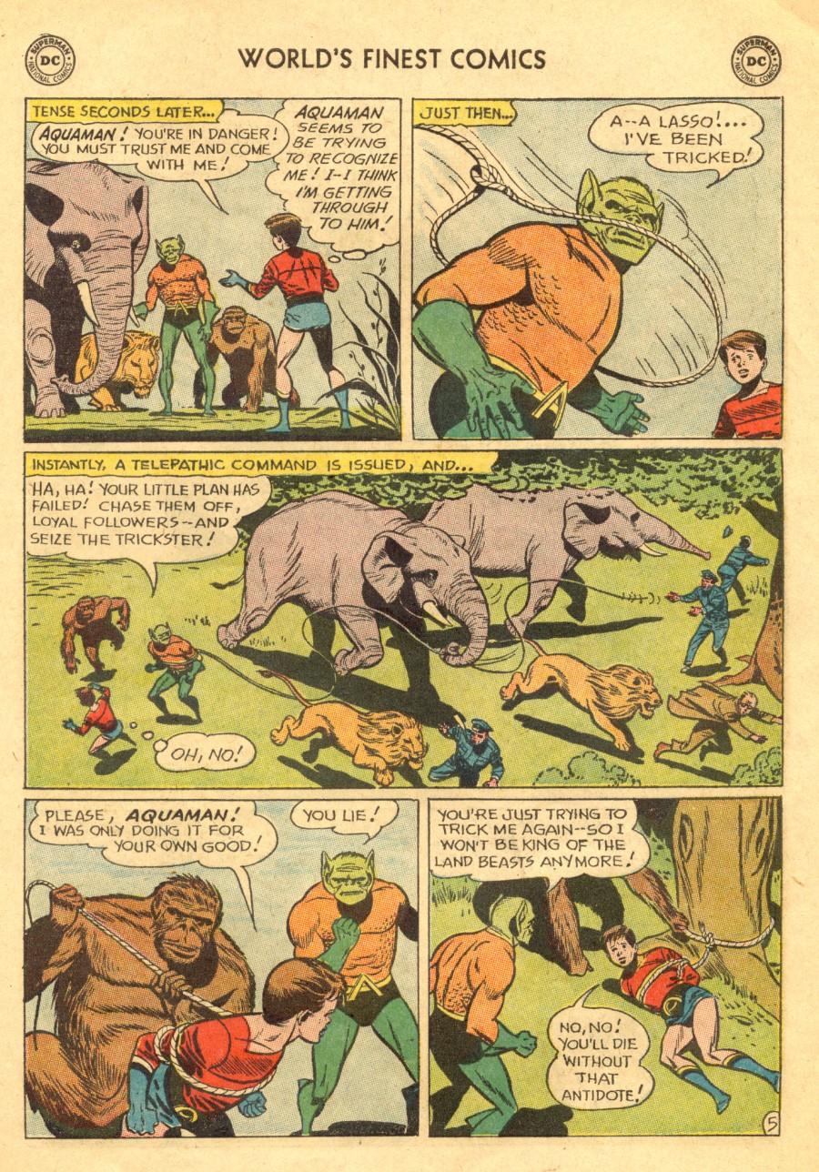 Read online World's Finest Comics comic -  Issue #130 - 23