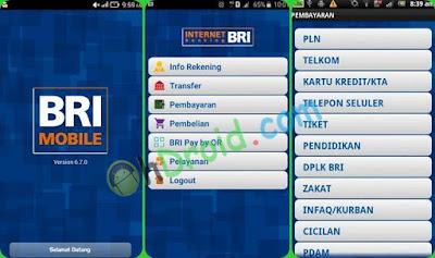 Download Aplikasi Internet Banking BRI Terbaru [Update]