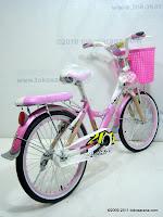 4 City Bike UNITED NOBIET 20 Inci